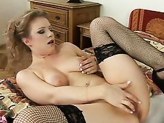 Kesia opens her legs nice and wide so you can observe her vagina. This chick rubs her sextoy down in duration her big whoppers pending she arrives at