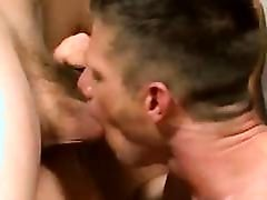 Gay sex Lame Richards is also a blower for facial cumshot