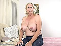 Mature Angelica
