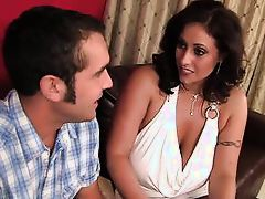 Extreme milf Eva Notty will take humanity of her son's friend, Daniel Hunter. Daniel attains a oral play and a rimjob. Eva takes out her intense