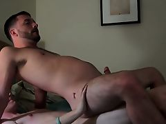 Benji Elliot and Gallup Weston share their thick dicks