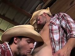 Men go into the back room for some wicked xxx anal invasion