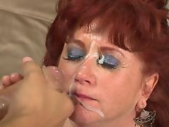 YOUNG MEAT FOR HORNY GRANNY#9 -B$R
